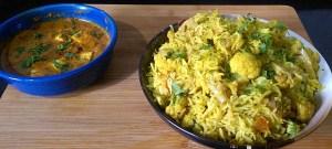 IMG_7946-300x135 Cauliflower Pulao /Gobi Rice