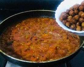 IMG_8034-300x237 Yam and Chick Pea Curry/Senai Kadalai Curry