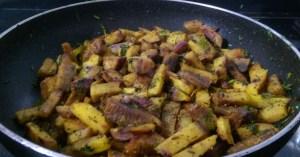 KLRU0881-300x157 Purple Yam Pepper Fry / Rasavalli Kizhanku Fry