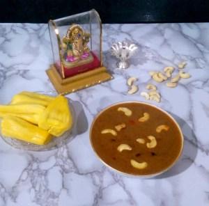 YFAF2948-300x296 Jackfruit Payasam/Chakka Payasam