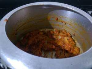 FAUP9330-300x223 Bottle Gourd Lentil Curry/Lauki Channa Dal Ki Subzi