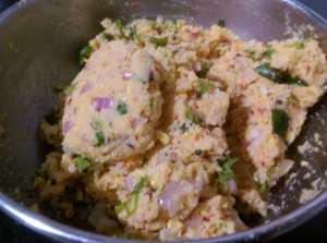 JYAQ6711-300x223 Mixed Lentil Fritters/Thavalai Vadai