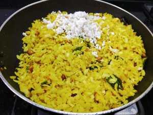 BULM8289-300x225 Lemon Poha/ Lemony Flatted Rice/Elumichai Aval