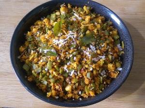 ENMU2459-300x223 Cluster Beans Lentil Curry/ Gawar Phali Dal Curry/ Kothavarangai Paruppu Usili