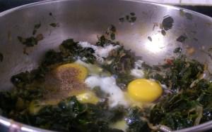 FDSD3966-300x188 Moringa or Drumstick Leaves and Egg Stir Fried/ Murungai Keerai Muttai Poriyal