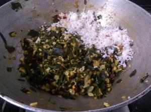 FQSW6530-300x223 Moringa Leaves and Green Gram Lentil Stir Fry/ Murungai Keerai Paasi Paruppu Poriyal