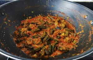 JHWZ5083-300x194 Restaurant Style Okra (Bhindi) Masala