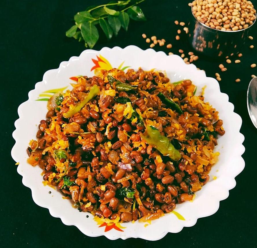 KUMY5107 Karamani Masala Sundal/Thatta Payiru Sundal