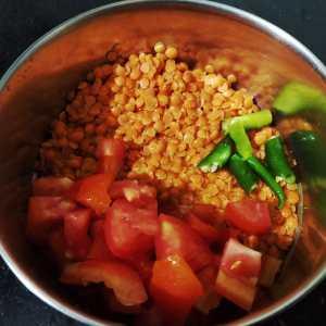 WPUM3430-1-300x300 Ridge Gourd Lentil Curry/ Turai Ki Dal/ Peerkangai Kootu