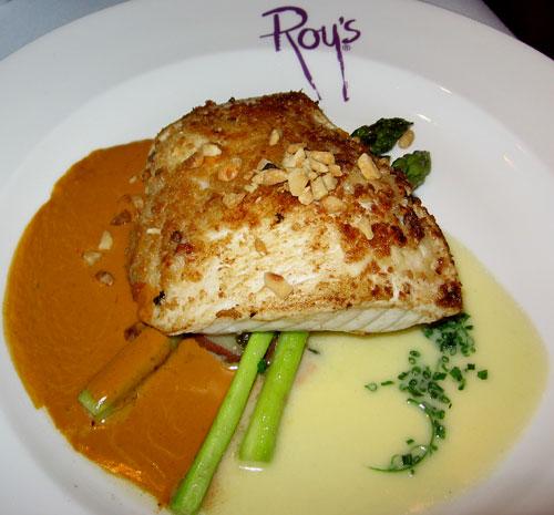 Birthday Dinner At Roy's Waikiki