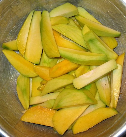 There's Pickled, Then There's Shoyu Mango – Tasty Island