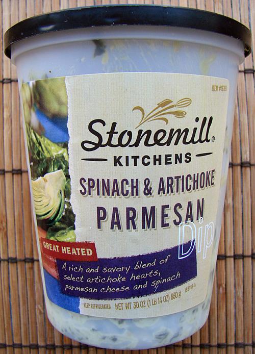 Costco Eats Spinach \u0026 Artichoke Parmesan Dip \u2013 Tasty Island