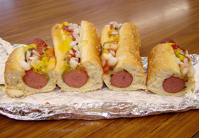 Costco Hot Dog On Bun Calories