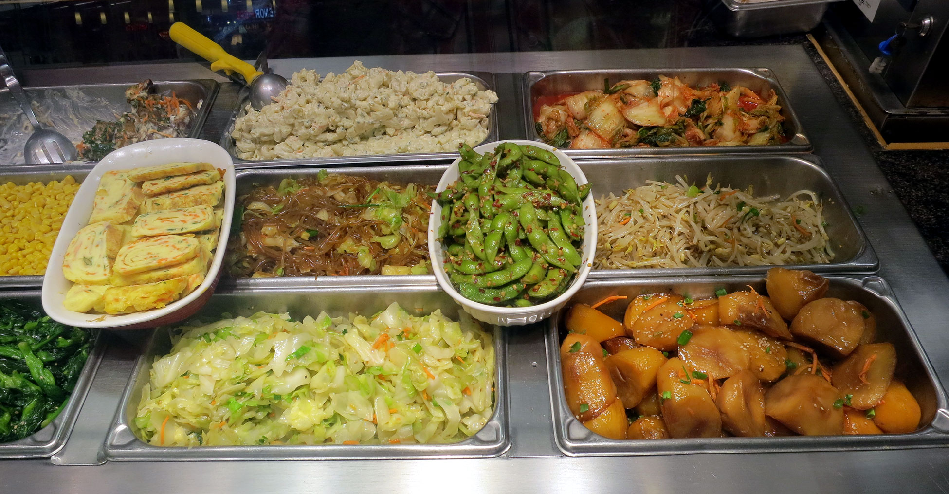 Yummy's Korean Bbq Potato Salad Recipe