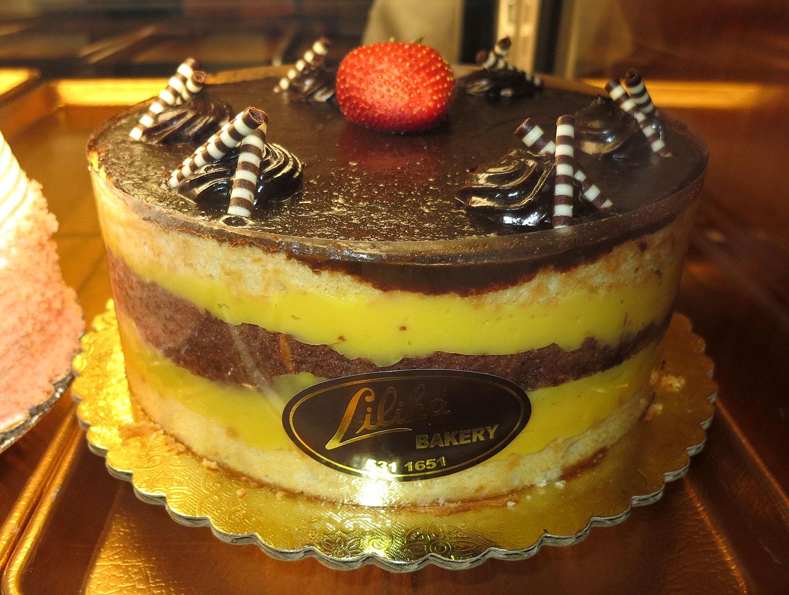 Liliha Bakery Cake