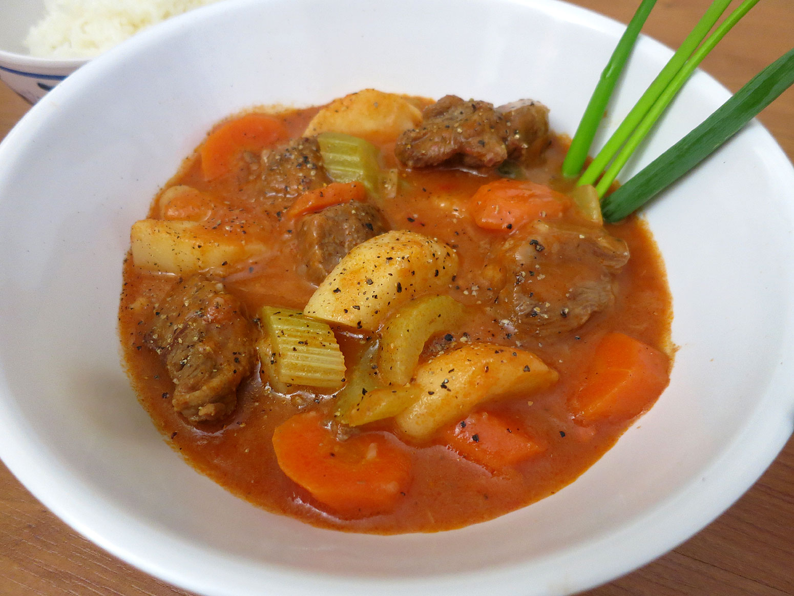 Chef Keonis Hearty Beef Stew