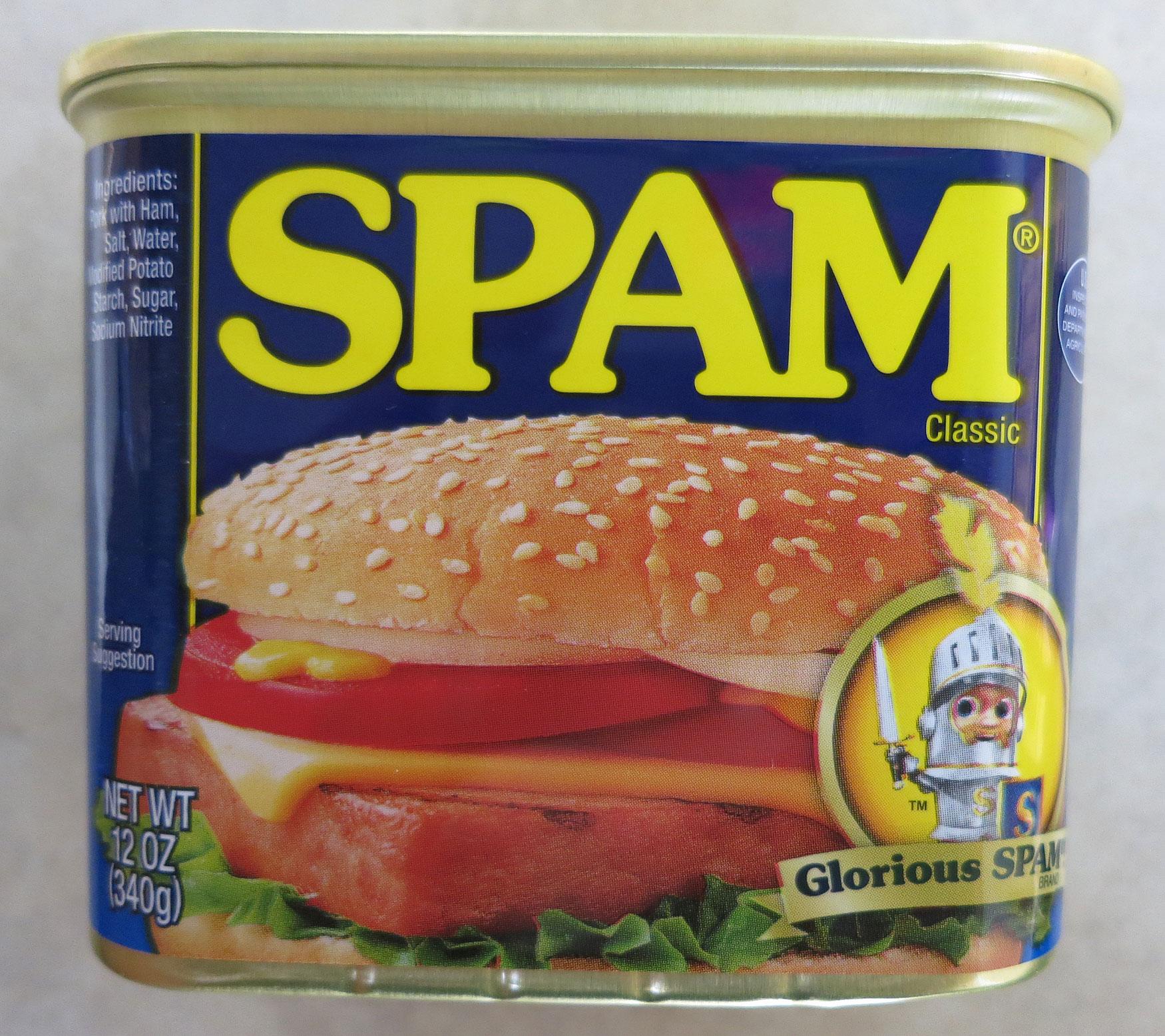 Product Review Spam Teriyaki Tasty Island