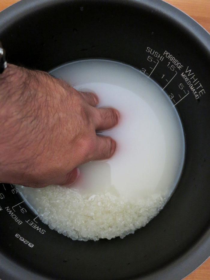 zojirushi rice cooker instructions