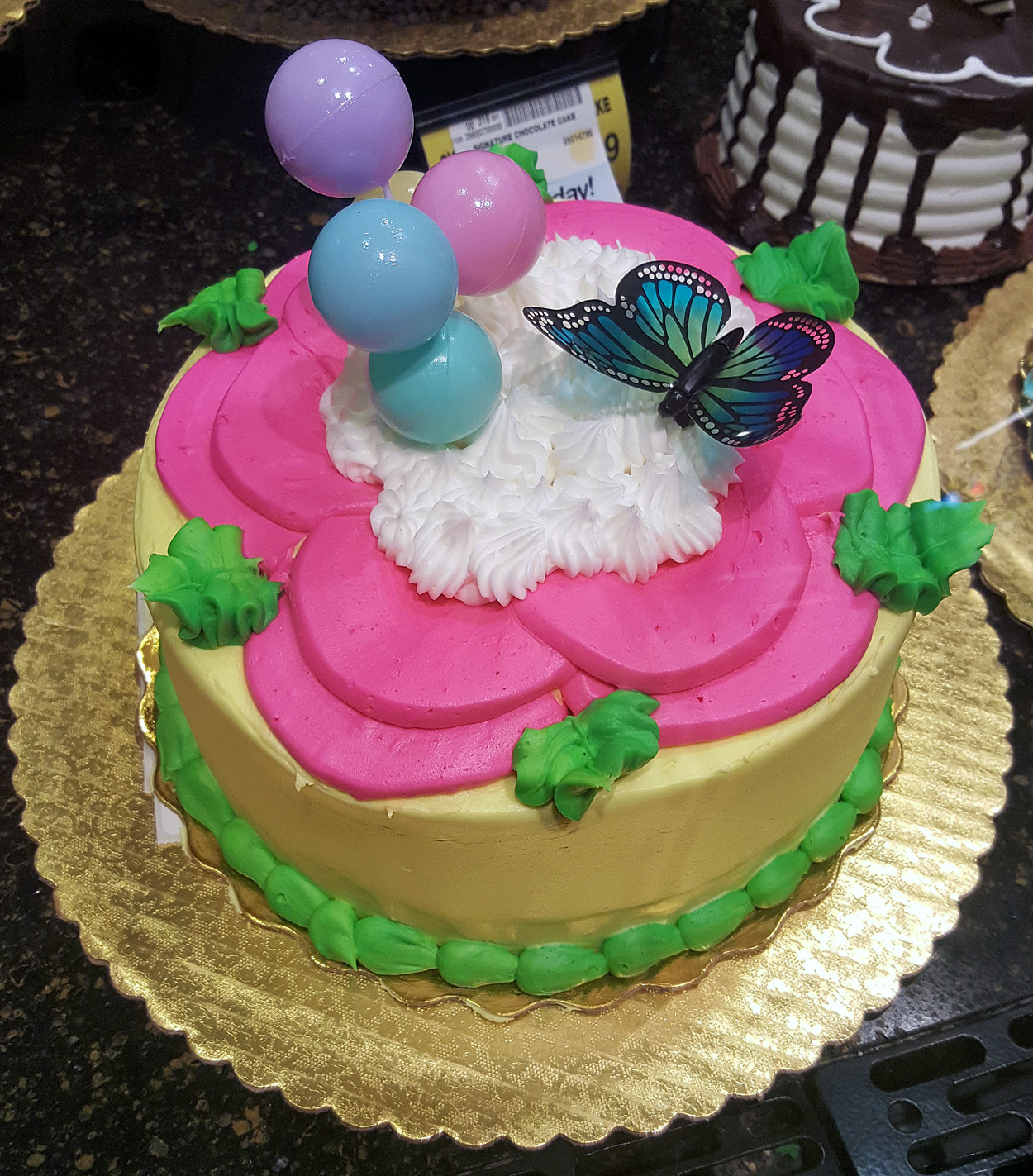 Safeway Cakes – Tasty Island