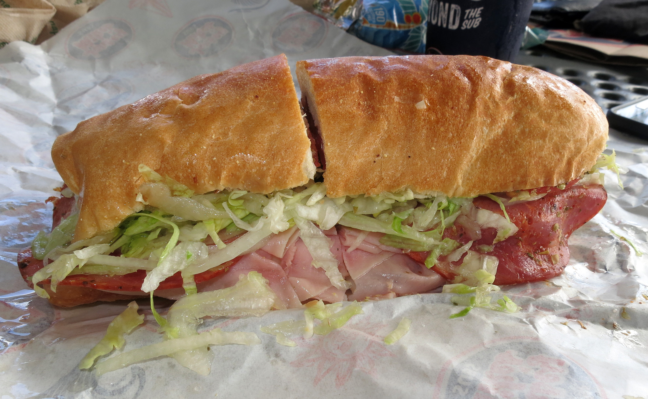 First Byte: Jersey Mike\'s Subs – Tasty Island