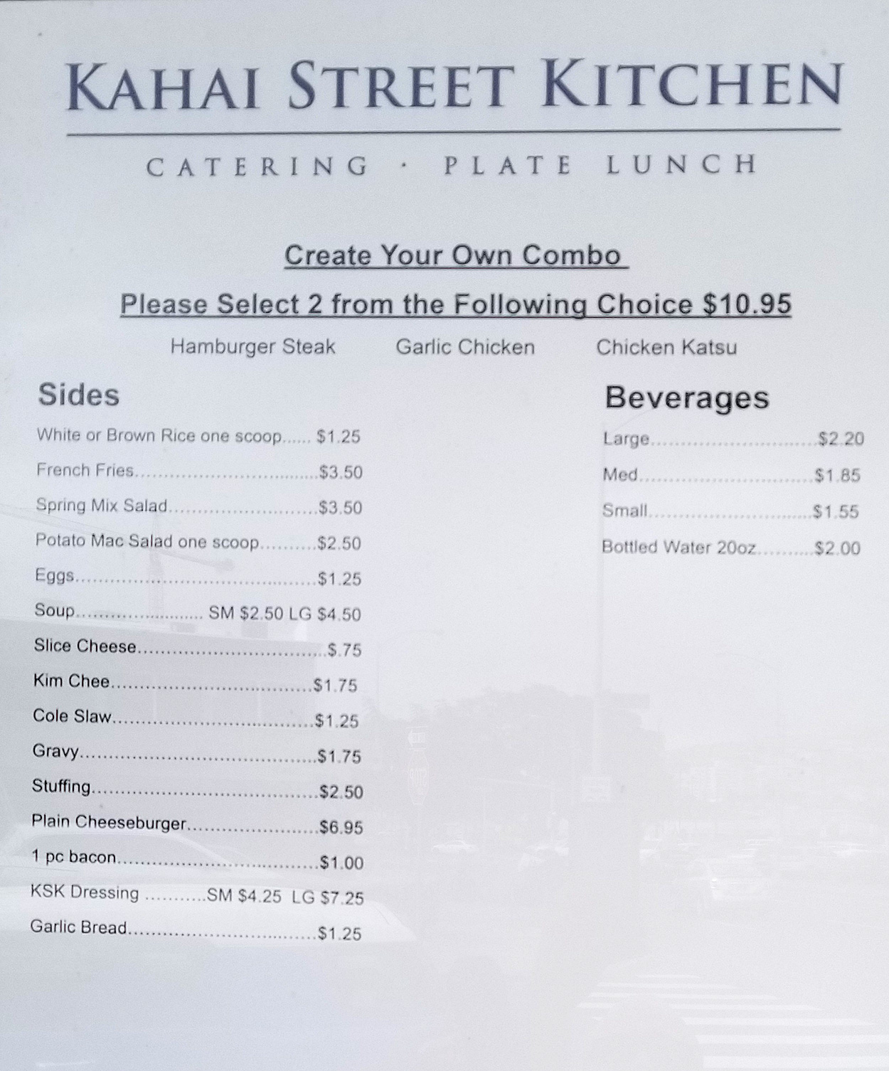 Kahai Street Kitchen moved to Mo\'ili\'ili – Tasty Island
