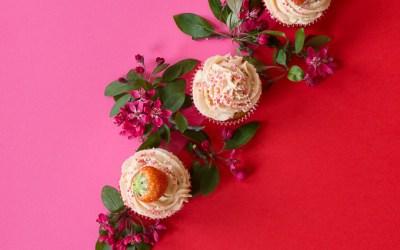 Koningsdag en koninkjes-cupcakes