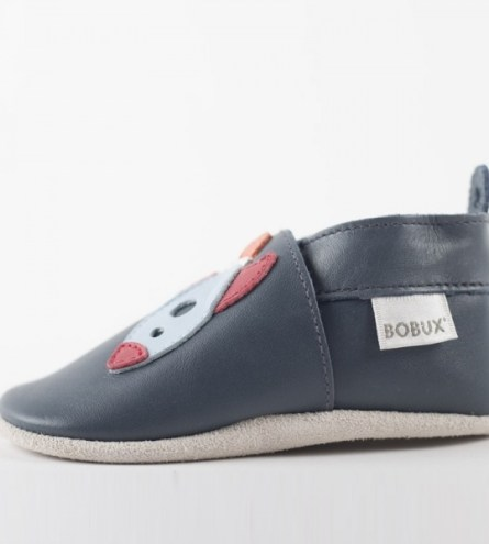 Bobux: Soft sole Rocket Navy