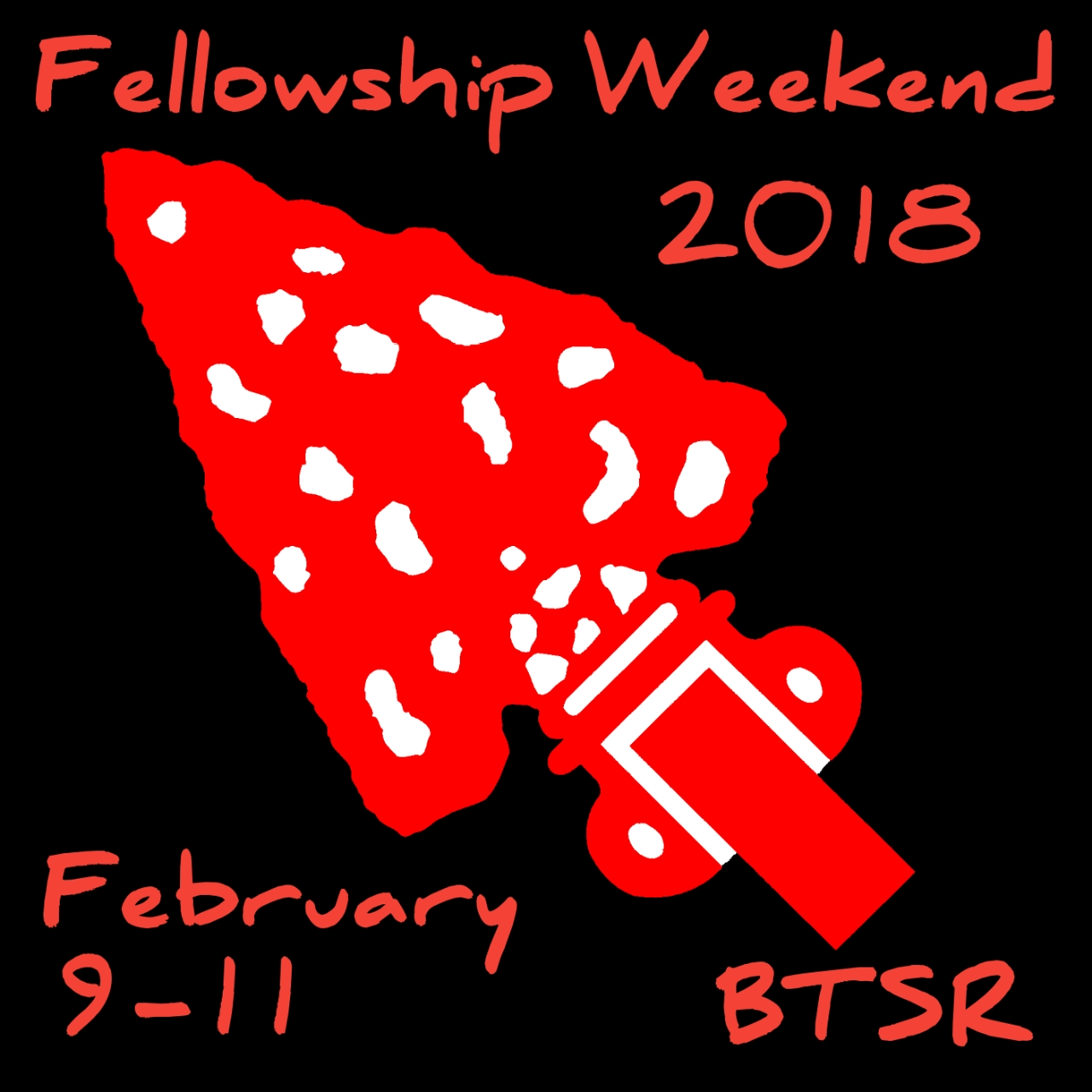 OA Fellowship Weekend – REMINDER