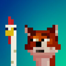 350be88ed هذه اللعبة تأتي بنمط رسومات بكسل القديمة، وهي عبارة عن لعبة ألغاز وسرعة،  بحيث يتطلب منك جعل الثعلب يُسرع في أكل أكبر عدد من الدجاجات من أجل الوصول  إلى ...