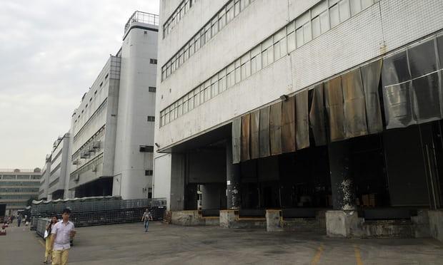 """2 9 - بالصور: """"مدينة الآيفون"""" أكبر مجمع صناعي ضخم لإنتاج جوالات الآيفون في العالم بالصين"""