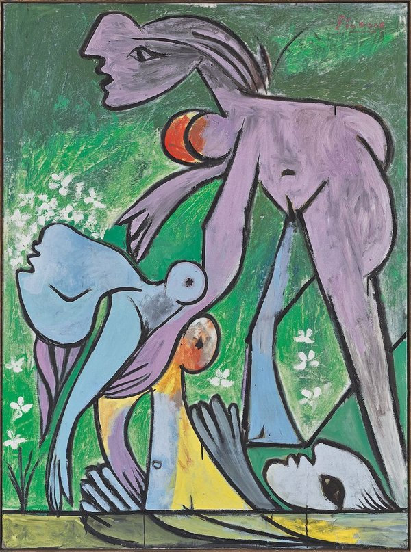 Pablo Picasso The Rescue (Le Sauvetage) 1932 Fondation Beyeler, Riehen/Basel. Sammlung Beyeler © Succession Picasso/DACS, London 2018