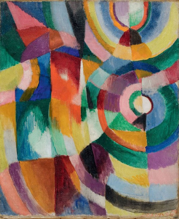 The EY Exhibition Sonia Delaunay Room 3 Tate