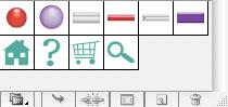 default symbols