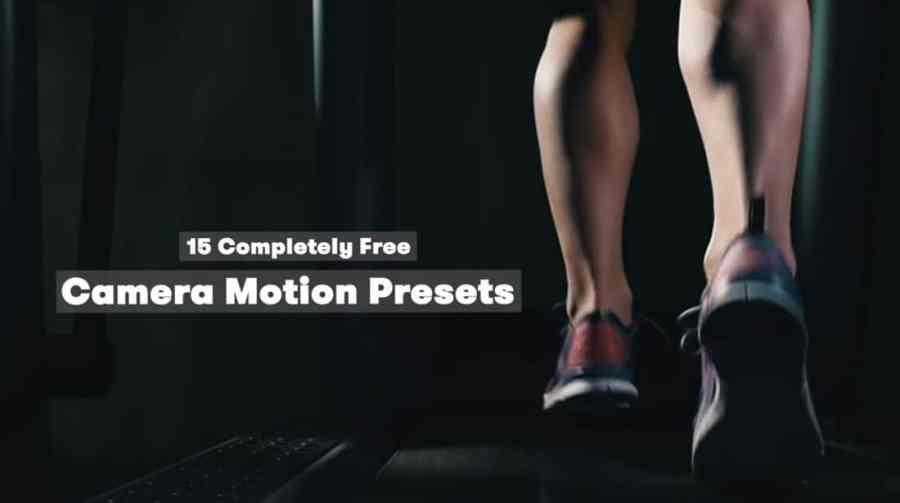 15 Free Camera Shake Effects Templates