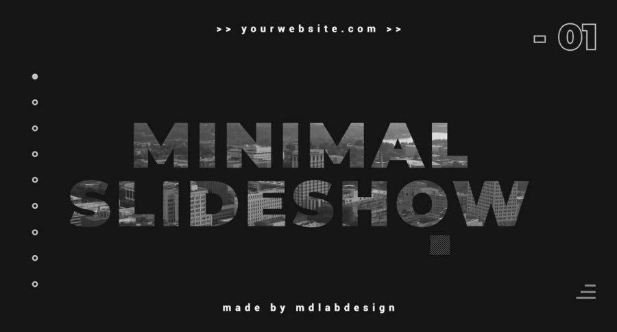 Bauhaus - Free Minimal Opener Premiere Pro Template