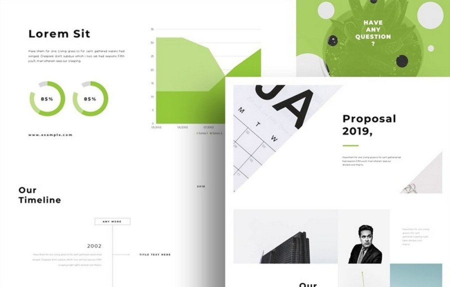 Free Business Proposal PowerPoint Template