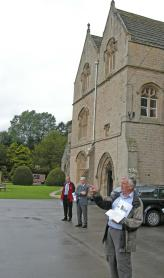 Mike H on the history and architecture of the grade 2 listed building