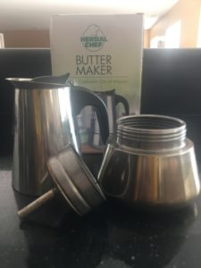 how to make cannabis infused butter with herbal chef butter maker