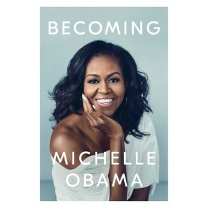 Michelle obama book becoming