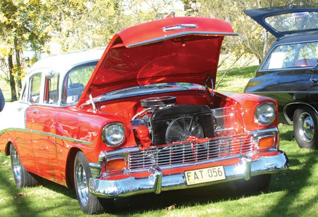 Hot Rods will descend on Tumut's Riverglade Caravan Park.