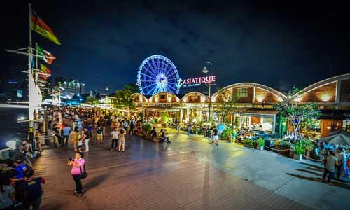 Asiatique Bangkok launches chic lifestyle shopping zone