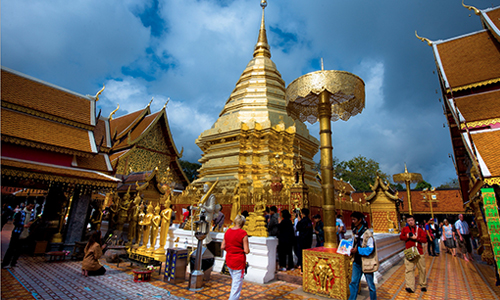 Phrathat-Doi-Suthep-Temple