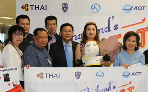 Thailand goes from 17 million to 18 million arrivals in just 10 days