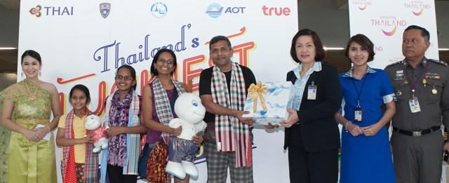 Thailand arrivals for 2015 reaches 28 million_2