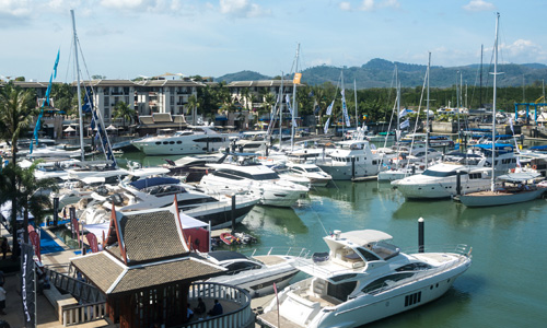 Phuket International Boat Show returns bigger than ever in 2017