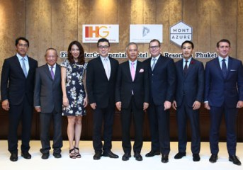 IHG signs first InterContinental hotel in Phuket