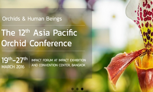 Asia-Pacific Orchid Conference 01