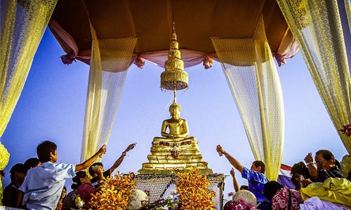 Bangkok ranks high in trip advisor awards-Songkran Festival (2)
