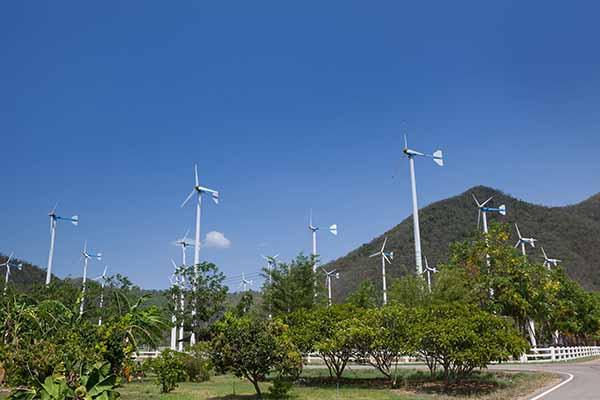Chang Hua Man Royal Project, Phetchaburi