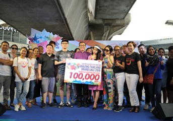 Shopping Challenge is back to open the Amazing Thailand Grand Sale 2016